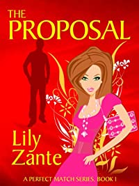 The Proposal by Lily Zante ebook deal