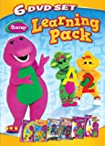 Learning Pack 6 Dvd Set [Import]