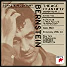 Bernstein: The Age of Anxiety & Serenade after Plato's
