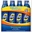 Coppertone Sport High Performance Spray Sunscreen SPF 30 4 Pack of 7.5 Fl Oz Cans