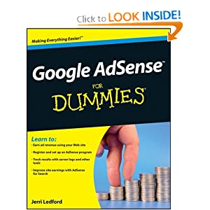 Google AdSense For Dummies