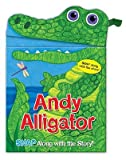 img - for Snappy Heads Andy Alligator   [SNAPPY HEADS ANDY ALLIGATOR] [Board Books] book / textbook / text book