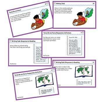 Writing Center Task Cards Gr. 2+