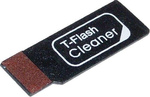 Cablematic - Nettoyage Slot pour carte mémoire (TF - T-Flash)