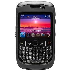 Otterbox Commuter Blackberry 8530 8520 9330 8500 9300 Curve 2 Curve 3G Black Case
