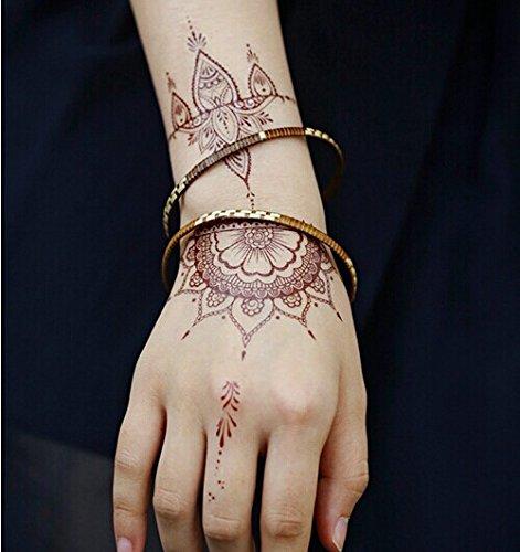 Hand Tattoos Fade Hand Temporary Tattoo