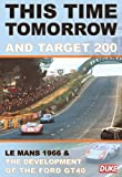 echange, troc This Time Tomorrow and Target 200 [Import anglais]