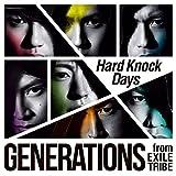 【早期購入特典あり】Hard Knock Days(CD+DVD)(ポスター付)
