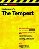 CliffsComplete The Tempest (0764585762) by William Shakespeare