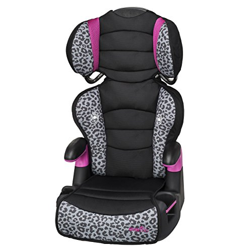 Big Kid High Back Belt-Positioning Booster Car Seat - 1