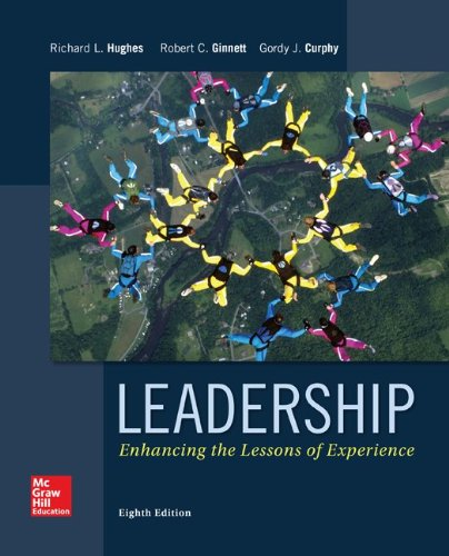 PDF Online Free: Leadership: Enhancing the Lessons of Experience by