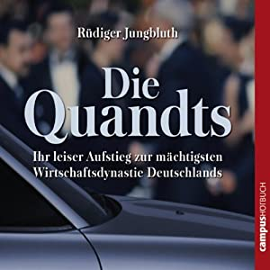 Die Quandts Hörbuch