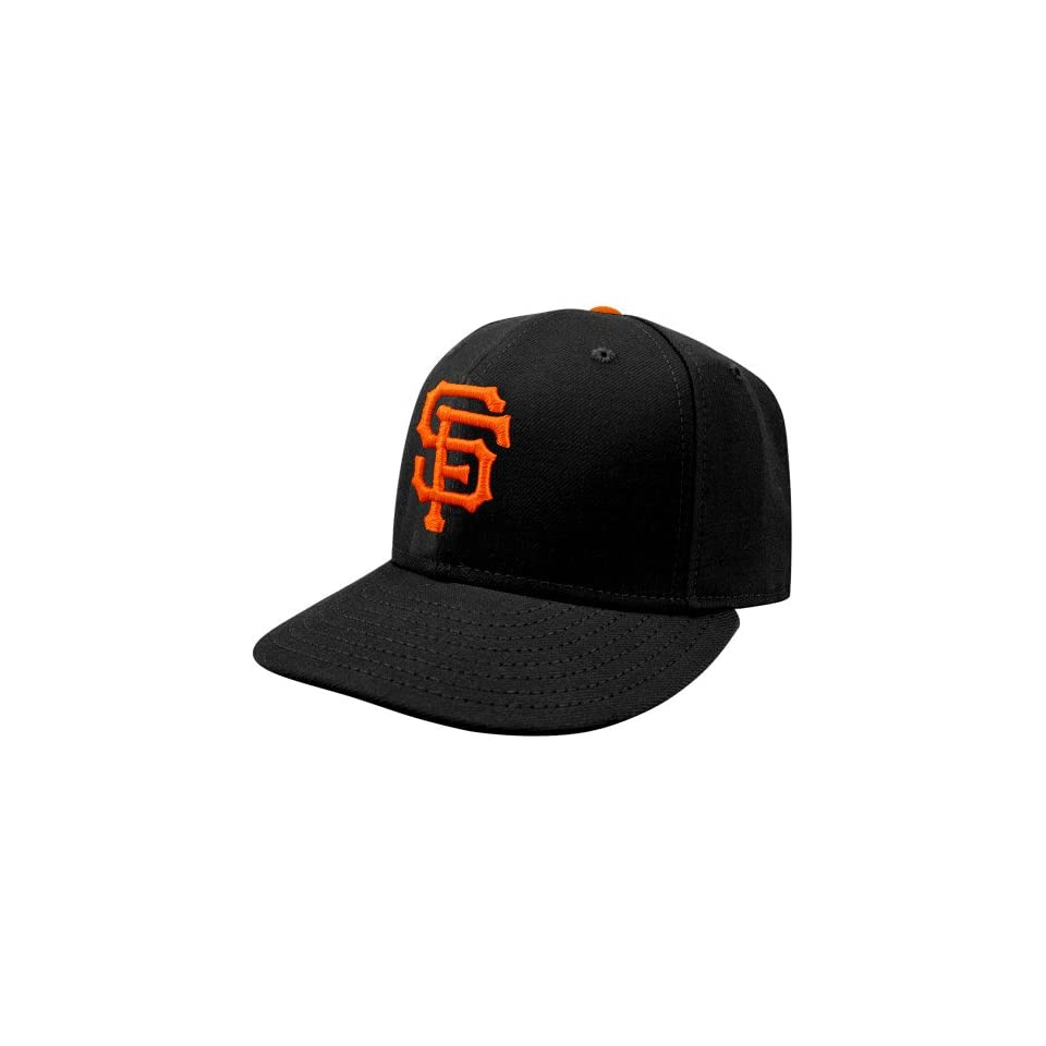 New Era San Francisco Giants 59FIFTY (5950) Black Fitted Hat