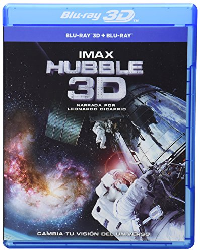 IMAX HUBBLE - Blu-ray 3D + Blu-ray - English, Spanish and French (Audio & Subtitles) - Import