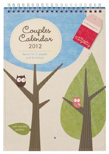 K Two Couples Calendar 2012