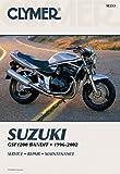 Clymer Suzuki Fours GSF1200 Bandit Manual M353