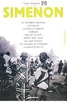 Tout Simenon, tome 20