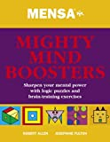 img - for Mensa Mighty Mind Boosters book / textbook / text book