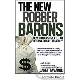 The New Robber Barons (English Edition)