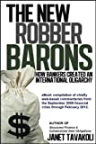img - for The New Robber Barons book / textbook / text book