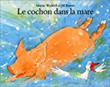 Un cochon dans la mare