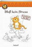 Image de Oommh-Katze: Bloß kein Stress: Kritzelblock fürs Büro
