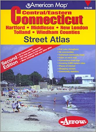 Central/Eastern Connecticut Street Atlas