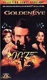 echange, troc James Bond, Goldeneye [VHS]