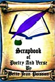 img - for Scrapbook of Poetry and Verse book / textbook / text book