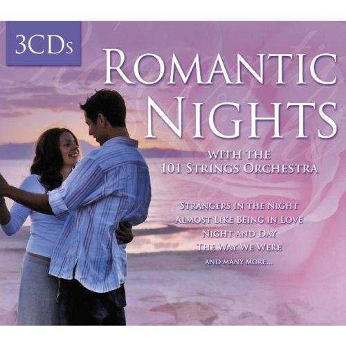 101 Strings Orchestra - Romantic Nights - Zortam Music