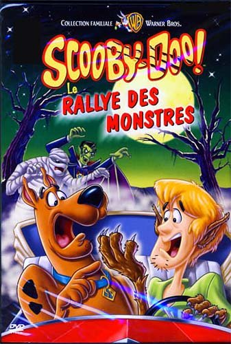 Scooby-doo et le Rallye des Monstres [French|DVDRiP|AC3] [FS|US] (Exclu)