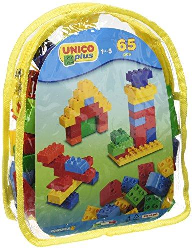 Costruzione Unico Base-Zaino 8555 Piccolo, 65 Pezzi
