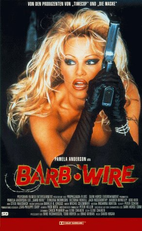 Barb Wire [VHS]