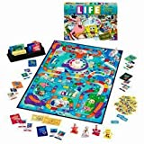 51K28n8k%2BRL. SL160  Hasbro The Game of Life   Bikini Bottom SpongeBob SquarePants Edition