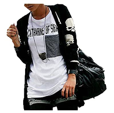 Women's Punk Skull Sleeve Jacket