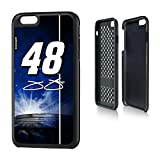 Jimmie Johnson iPhone 6 Plus & iPhone 6s Plus Rugged Case officially licensed by NASCAR for the Apple iPhone 6 Plus by keyscaper® Durable Two Layer Protection Shock Absorbing