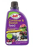 Doff Container & Basket Feed 1ltr Plant Feed Food Basket Feed *Fast Delivery*