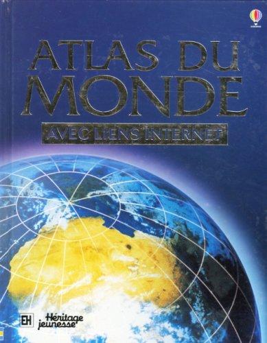 Atlas du monde avec liens Internet