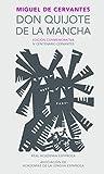 Image of Don Quijote de la Mancha. Edición RAE / Don Quixote de la Mancha. RAE (Real Academia Espanola) (Spanish Edition)