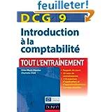 DCG 9 - Introduction à la comptabilité - 3e édition - Tout l'entraînement