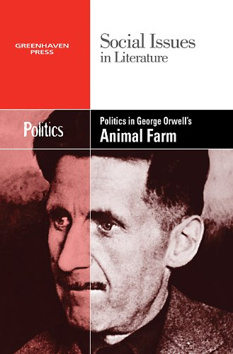 the rebellion in george orwells animal farm George orwell's allegorical novel animal farm contains this change is used to show the corruption of the principles of the animals' rebellion by animal farm's.