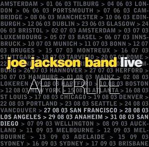 Joe Jackson - Afterlife (Live) Special Editi - Zortam Music