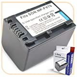 PremiumDigital Sony NP-FV70 Replacement Camcorder Battery