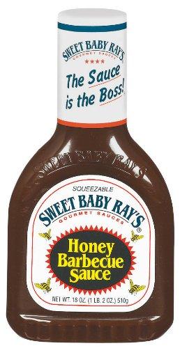 Sweet Baby Ray'S BBQ Sauce Honey - 12 Pack