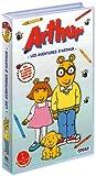 echange, troc Arthur : Les Yeux d'Arthur / Francine et les cheveux rebelles / Le Véritable Mr Ratburn / Arthur et l'orthographe [VHS]