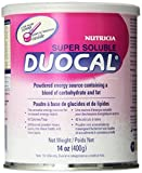 Duocal, Unflavored, 14. oz / 400 g (1 Can )