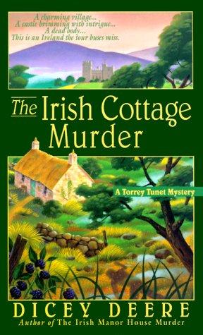 Image for The Irish Cottage Murder: A Torrey Tunet Mystery (Torrey Tunet Mysteries)