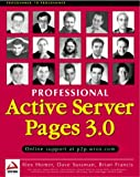 img - for Professional Active Server Pages 3.0 (Programmer to Programmer) book / textbook / text book