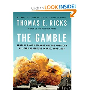 The Gamble: General David Petraeus and the American Military Adventure in Iraq, 2006-2008 (Thorndike Nonfiction) e-book downloads