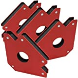 Shop-Tek 75-Lb Arrow Magnetic Welding Holder (4-Pack) For Soldering, Assembly, Welding, And Pipes Installation - Sold by Ucostore Only